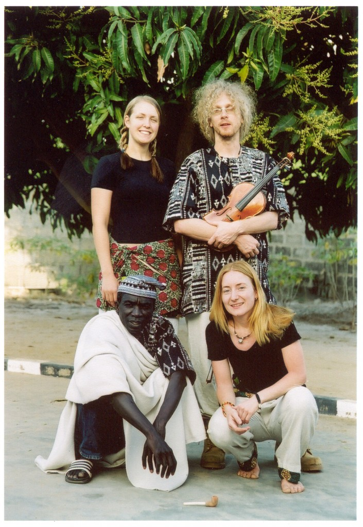 gambia 2002_mangoträdet 02